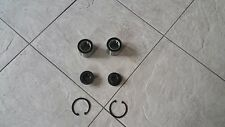 FORD FOCUS MK 1  ESTATE 98-04 TWO REAR WHEEL BEARING KITS/CIRCLIPS+NUTS   NEW