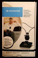 Sennheiser Set 840S RF TV Stereo Amplying Listening System Neckloop 125 dB New