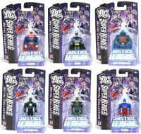 DC Super Heroes - Justice League Unlimited Metal Collection of Six Figures - NEW