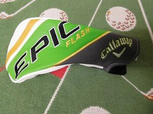 New Callaway Epic Flash Fairway Wood  Head Cover