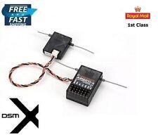 Brand new spektrum AR6210 dsmx 6-Ch récepteur + satellite + 2 mois garantie britannique