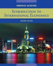 Introduction to International Economics-ExLibrary