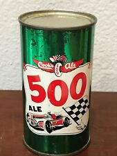 New listing Cook's 500 Ale Flat Top Beer Can