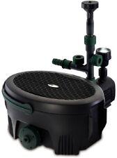 600 Gph in Pond All-in-One Pump Clarifier Filter Clear Pennington Aquagarden