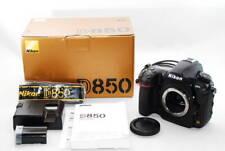 Nikon D850 45.7 MP Digital SLR Camera 【 Mint in BOX 】Shutter count:2,784
