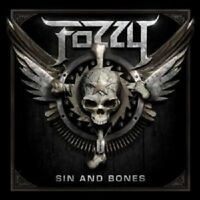 """FOZZY """"SIN AND BONES (LIMITED EDITION)"""" CD NEW+"""