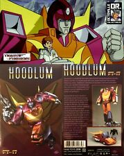Transformers Masterpiece FansToys FT-17 Hoodlum / MP Hotrod Brand New