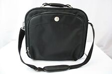 "Genuine Dell 15"" Black Nylon Classic Travel Laptop Notebook Carry Case Bag"