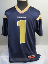 Winnipeg Blue Bombers Jersey - Charles Roberts #1- By Reebok - Men's Small