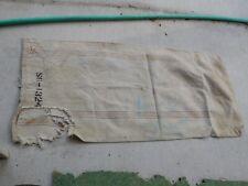 Authentic Original Vintage Extra Heavy Feed/ Flour Cloth Sack