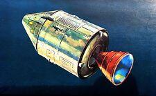HELLER Kit.No.021, APOLLO LUNAR ORBITER, 1/100, - MIB & 100% Complete, 1975