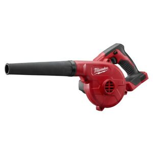 "Milwaukee 0884-20 M18 100 CFM Compact Variable 3-Speed Blower with 9"" Extension"