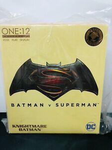 Mezco One:12 Collective Knightmare Batman Exclusive Batman vs. Superman