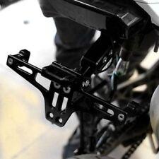 Motorcycle CNC Rear LED Light License Plate Holder Bracket Fender Eliminator Kit