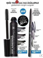Avon Supershock Mascara Black Brand New Sealed - BEWITCHED