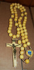ROSARIO CAPOLETTO MADONNA IMMACOLATA Rosary Headboard Our Lady Of Grace