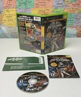 SHIPS SAME DAY Star Wars: Battlefront II (Microsoft Xbox, 2005) 100% Complete