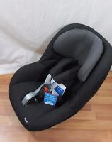 new with labels  MAXI COSI  Pearl CAR SEAT Black raven 9 months - 4 yrs