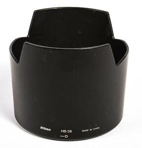 Nikon HB-38 Lens Hood, for 105mm f/2.8 Micro G ED IF AF-S VR - EX