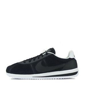 Nike Cortez Ultra Breathe Men's Trainers Shoes Black