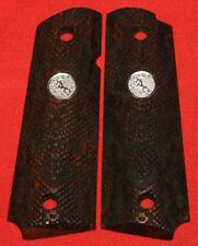 Colt Firearms Full Size 1911 Government / Commander Grips Snake Skin