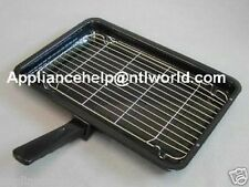 TRICITY Cooker Oven GRILL PAN & HANDLE 360mm x 240mm