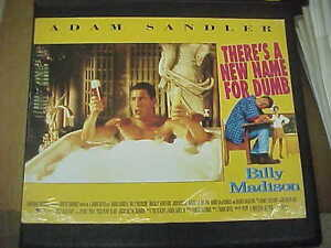 BILLY MADISON, orig sealed in plastic LCS (Adam Sandler)