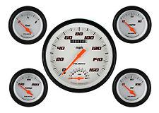 classic instruments 59 60 impala el camino chevy car gauge package speedo vs wt