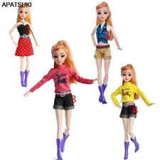 """Fashion Doll Clothes for 11.5"""" Dolls Dress 1/6 BJD Doll Outfits Accessories Toy"""
