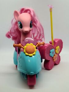 My Little Pony Pinkie Pie RC Scooter, Scootaloo Scooter With Controler By HASBRO