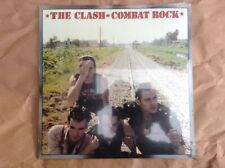 The Clash - Combat Rock Lp 2013 Sigillato Sealed Made In Europe Sony 88985391771