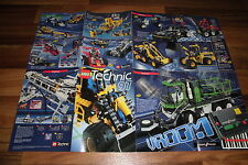 Vintage Lego Technic In Collectables Ebay