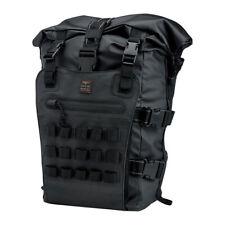 Biltwell Exfil-60, Saddle-Bag, Black, for Harley Davidson