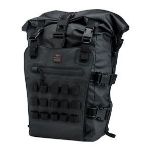 Biltwell Exfil-60, Packtasche, Schwarz, für Harley-Davidson