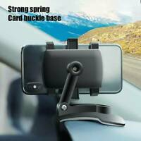 Universal Car Dashboard 360° Rotation Mobile Phone Holder Stand Mount Bracket