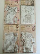 Docrafts Santoro London - Willow Rubber Stamp You Choose NEW