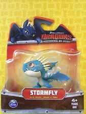 HOW TO TRAIN YOUR DRAGON DEFENDERS OF BERK RACING STORMFLY NADDER MINI FIGURE