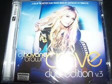 Crave Club Edition Vol 3 Mixed By DJ Havana Brown 2 CD - New