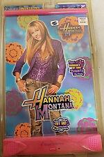 "Disney's Hannah Montana Singing Poster ""Pumpin' Up The Party"" [4B]"