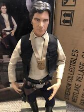 Sideshow Star Wars Han Solo Premium Format 1/4 Scale Exclusive w/ Medal of Yavin