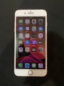 Apple iPhone 7 Plus - 128GB - Rose Gold (Unlocked) A1784 (GSM)