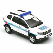 Véhicules policiers miniatures sous boîte fermée 1:43