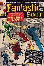 MARVEL COMICS FANTASTIC FOUR # 20 Nov 1963 Molecule Man 1st Appearance + Watcher