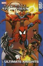 Ultimate Spider-Man Knights Vol. 18 Marvel TPB Spiderman (2007, Paperback)