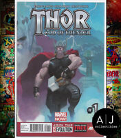 Thor God of Thunder #1 NM- 9.2 (Marvel)