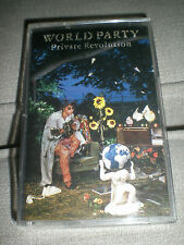 Private Revolution - World Party Cassette