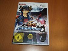 YU-Gi-Oh 5D's Wheelie Breakers (Nintendo Wii, 2009, DVD-Box)