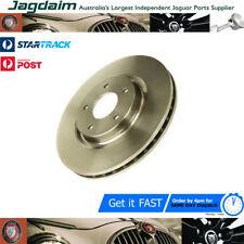 New Jaguar XJ8 XJR XK8 XKR X308 Front Brake Disc Rotor Pair Set Kit JLM20617