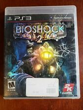 BioShock 2 (Sony PS3 PlayStation 3, 2010) Tested, Clean Disc