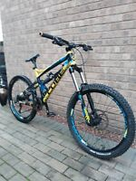 CUBE Hanzz Pro Full Suspension Mountain Bike 2012 (RE LISTED DUE TO TIME WASTER)